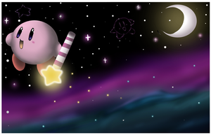 Star rod Kirby_Redo by The-Cactus-Runner