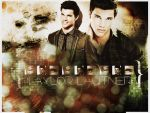Taylor Lautner Wallpaper by cwiny