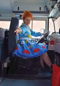 Ms. Frizzle by FehFeh13