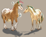 Aurarius And Foolproof by daughterofthestars