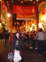 Ri chan in Chinatown by Lelias
