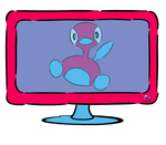 My Porygon2 Computer by ArchieFirefly