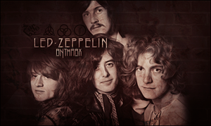 Led Zeppelin by Anthrax817
