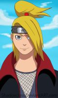 +::Deidara::+ by shadowjess