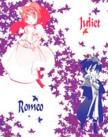 Romeo x Juliet by wowwowcom