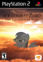 Ace Combat Zero : The Equestrian War by thelilpallywhocould