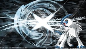 Absol wallpaper by JRDN762