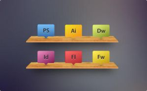 CS 4 Icon Set Mac + PC by TinyLab