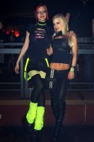 Jenny Poussin and I 2 by Ariane-Saint-Amour