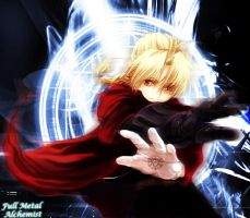 Edward Elric by lDBCl by lDBCl