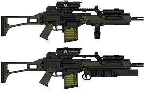 G36 Own Style SpecOps by Seth45