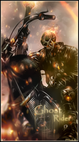 Sign Ghost Rider by Paulo-HR