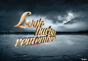 LookBack and Remember by typefunk