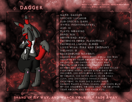 Dagger ID by MikeGTS