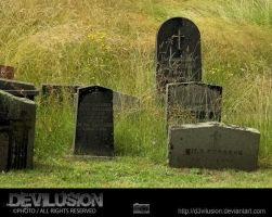 IMG 6884-Gravestones by D3vilusion