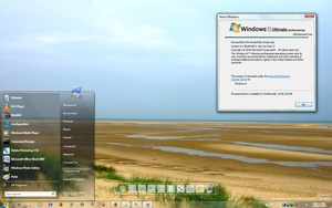 Windows 8 7282 RC by mufflerexoz