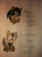 emily and shadow new baby's lunar and may by emerswell