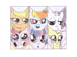 MLP tesellation by Coldown