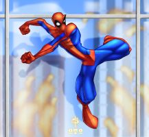 Spiderman by Smitty-Tut