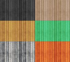 7 Tileable Wood Textures by elemis