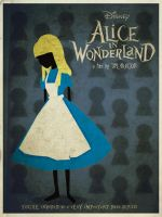 Alice in Wonderland by pongelektro