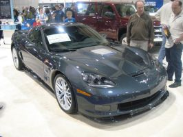 Chevrolet Corvette ZR1 by granturismomh