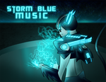 Arrow by Storm-Blue