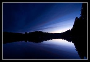 Winchester Lake by blmosher03