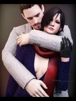 My personl Ada Wong by Keyre