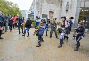 2014 Honk Festival, Chaotic Noise 8 by Miss-Tbones