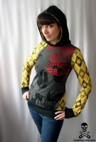 Psychopathic Records Hoodie by smarmy-clothes