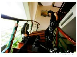 Camine x Lahoo: Staircase by adrian-airya