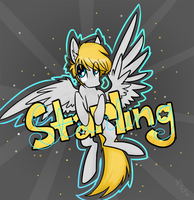 Starling by Hollulu
