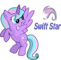 Swift Star by frozenfish696