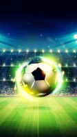 Football Wallpaper for iphone 5 by PimpYourScreen