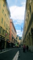 Vieux Nice by NarcoticNun