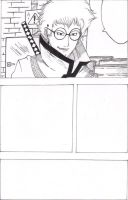 FMP - Manga Page 1 by GHussain