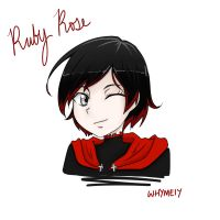 Ruby Rose by whymeiy