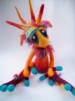 Fire-Spark Goblin by Tanglewood-Thicket