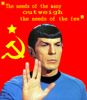Spock on Collectivism by Atamolos