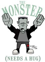 The Monster by hoganvibe