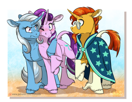 Great and Powerful Jealousy by InuHoshi-to-DarkPen