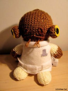 Admiral Ackbar Knit Toy by LillianLai