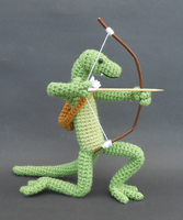 Teep the Archer by Pickleweasel360