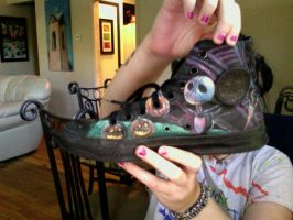 TIm Burton Shoes side 3 by AnnaVodka