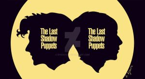 The Last Shadow Puppets by bykova-e