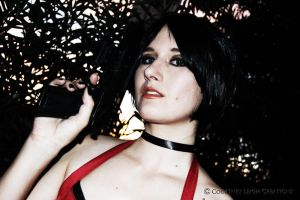 Ada Wong: Resident Evil 4 Cosplay 3 by CLeigh-Cosplay