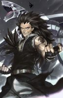 Gajeel by alex-malveda
