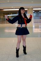 Satsuki Kiryuin and Senketsu at MTAC! #13 by Lightning--Baron