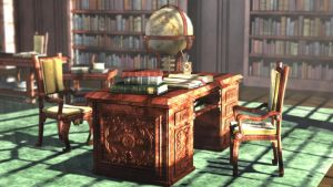 Library shot 2 by dianimator